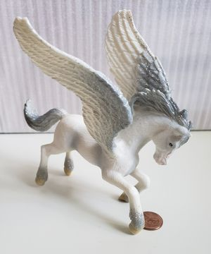 Schleich Pegasus Winged Horse Fantasy Figure 70202 Ritter Collection 2004. for Sale in Adelphi, MD
