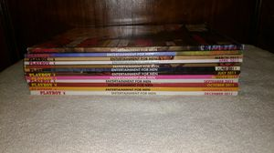Complete set of 2011 playboy magazines for Sale in Fort Wayne, IN