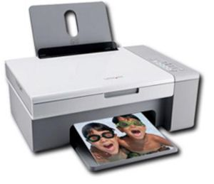 Lexmark x2580 color all-in-one printer (barely used) for Sale in Fairfax, VA