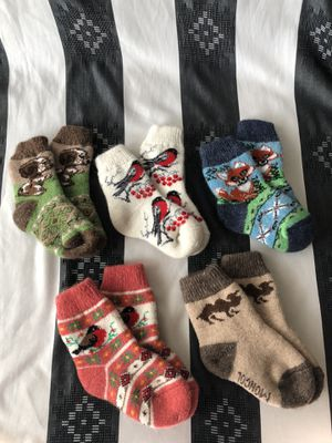 Cozy and Warm kids socks for Sale in Irvine, CA