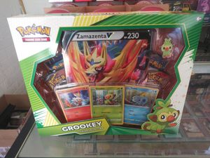 POKEMON NEW SWORD & SHIELD GROOKEY GALAR COLLECTION BRAND NEW & FACTORY SEALED!!! for Sale in Pomona, CA