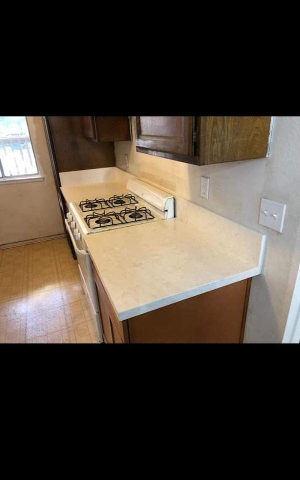 Restoration granite and kitchen