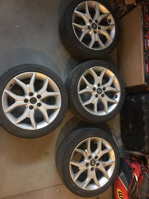 Hyundai tiburon 2007 rims 17 for Sale in Kennewick, WA