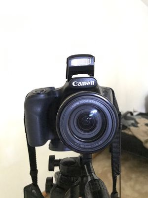 Canon powershot and case for Sale in Arnold, MD