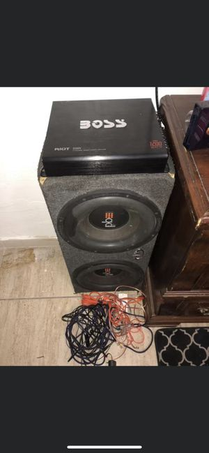 Subwoofer for Sale in Hialeah, FL