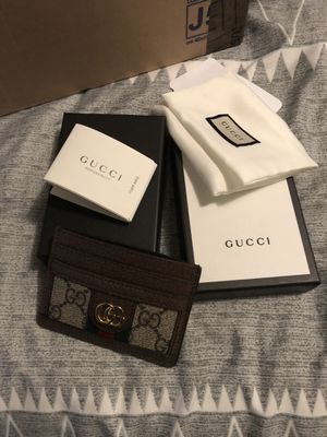 ****REAL**** Gucci card holder for Sale in Phoenix, AZ