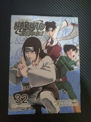 Naruto Shippuden DVD Set 32 for Sale in Houston, TX