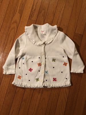 Gymboree Girls Cotton Sweater, Sz 3T for Sale in Chicago, IL