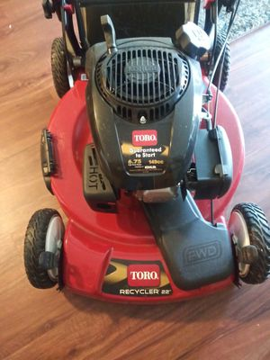 Toro lawnmower for Sale in Lincoln Acres, CA