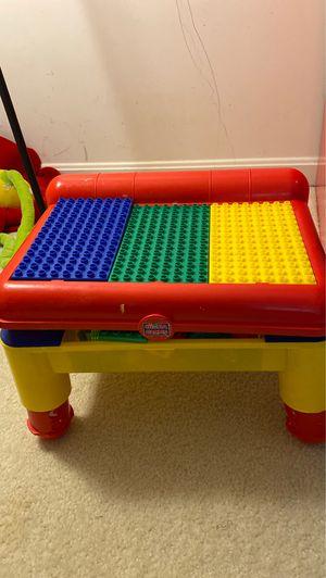 LEGO table for Sale in Bristow, VA