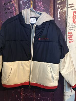 Champion jacket for Sale in Compton, CA