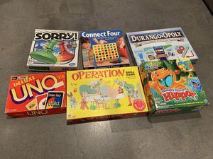 Kids Games, Board Games for Sale in Phoenix, AZ