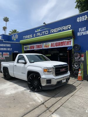 Alignment Tires and more !!! for Sale in Los Angeles, CA