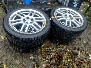 Rims for scion r17 for Sale in Chicago, IL