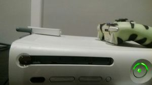 Xbox 360 console plus 4 controllers and WiFi adaptee for Sale in Seattle, WA