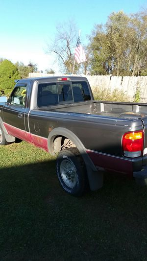1998 4x4 Ford Ranger for Sale in Rayland, OH