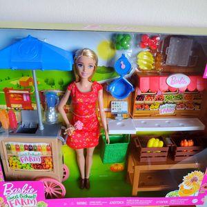 Barbie Farmers Market for Sale in Elk Grove Village, IL