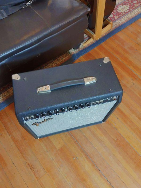 Fender Princeton 65 - 1x12 65 Watt Guitar Amp