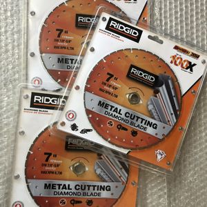 Ridgid 3 Metal Cutting for Sale in Los Angeles, CA