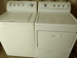 Set washer dryer Electric for Sale in Antioch, CA