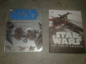Starwars books for Sale in Fairfield, CT