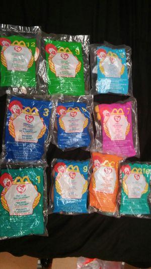 McDonalds Beanie Babies for Sale in Plant City, FL