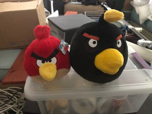Angry Birds Plush Toys stuffed animal for Sale in Phoenix, AZ