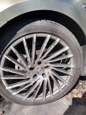 Rims & Tires for sale for Sale in Charlotte, NC