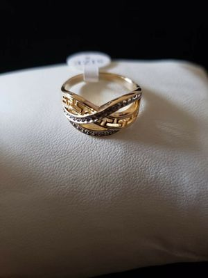 Size 8 ring . brand new 14k gold filled . for Sale in Richmond, VA
