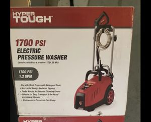 Hyper tough electric pressure washer new for Sale in Chicago, IL