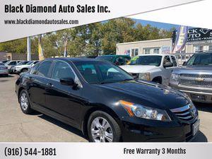 2012 Honda Accord Sdn for Sale in Rancho Cordova, CA