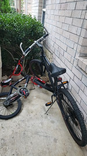 Bikes for free for Sale in Euless, TX