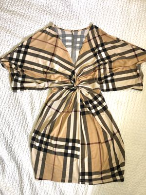 Burberry print Dress for Sale in Los Angeles, CA