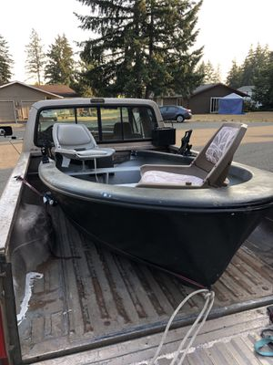 Fiberglass boat for Sale in Lacey, WA