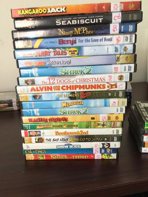 Assorted DVDs for Sale in Columbus, OH