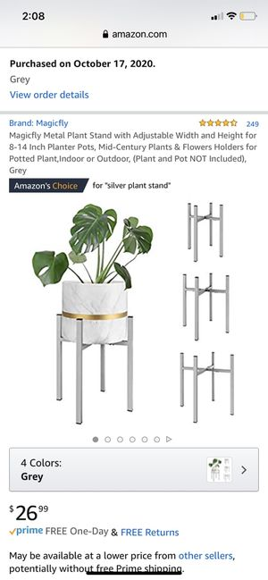 Plant stand for Sale in San Diego, CA