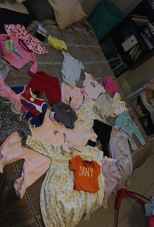 Huge baby girl clothing lot for Sale in Chandler, AZ