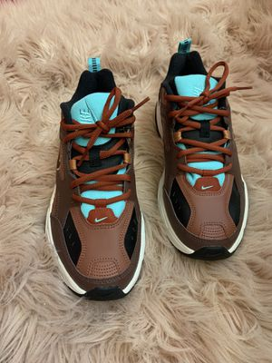 W Nike M2kTekno Mahogany Mink blue/shoes for Sale in Clermont, FL