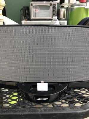 Bose SoundDock for Sale in San Diego, CA