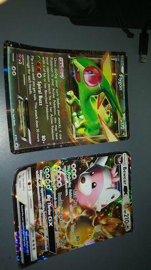 Jumbo Sized Pokemon carda for Sale in Livingston, CA