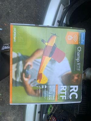 Champ RTF RC plane for Sale in Reading, PA