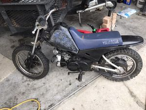 Yamaha PW 80cc for Sale in Tampa, FL