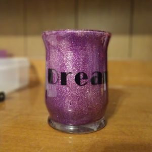 Purple dream makeup brush holder for Sale in Lake Wales, FL
