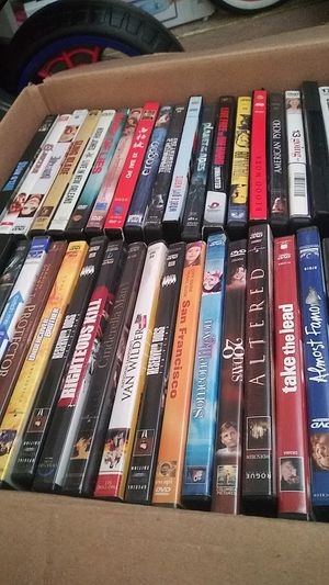 $1 a movie. No scratches great movies. for Sale in San Diego, CA