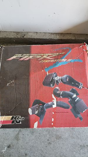 K&N cold air intake for chevy and gmc Trucks and suvs for Sale in Oakley, CA