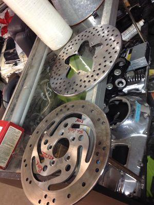 Motorcycle Harley Davidson rotors for Sale in San Antonio, TX