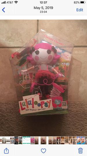 Lalaloopsy dolls for Sale in Scottsdale, AZ