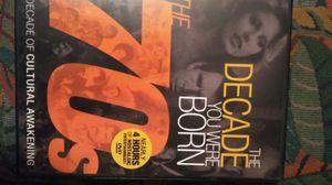 DVD-70's The decade you were born for Sale in Harrisonburg, VA