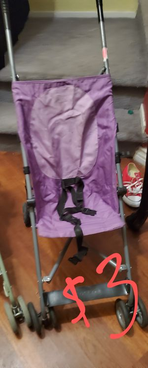 Baby strollers $3 each (lakemead and hollywood area) for Sale in Las Vegas, NV