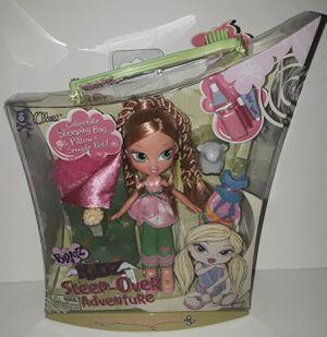Bratz Kidz Sleep-Over Adventure Cloe Doll for Sale in Kissimmee, FL